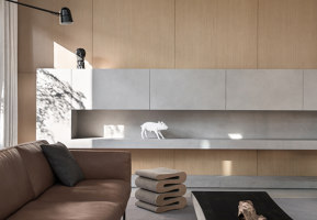 A Desired Home | Living space | Liang Architecture Studio