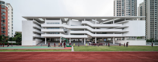 Huandao Middle School | Escuelas | TAO - Trace Architecture Office