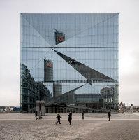Cube Berlin | Office buildings | 3XN