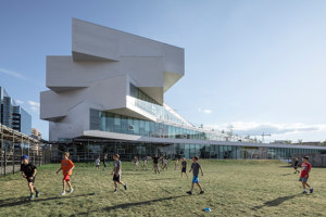 The Heights Building | Schools | BIG / Bjarke Ingels Group