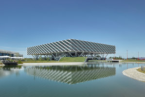 adidas World of Sports ARENA | Edificio de Oficinas | Behnisch Architekten