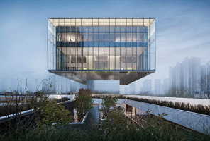 Sunac • Grand Milestone Modern Art Center | Museos | CCD/Cheng Chung Design