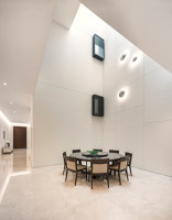 Atrium House | Living space | ADX Architects