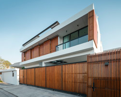 Bangkae House | Casas Unifamiliares | Archimontage Design Fields Sophisticated
