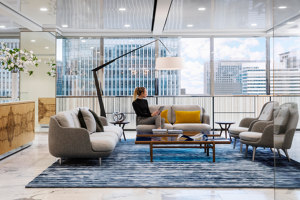 Charles River Associates Chicago | Office facilities | Elkus Manfredi Architects