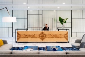 Charles River Associates Chicago | Oficinas | Elkus Manfredi Architects
