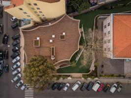 Redbridge School | Scuole | ARX Portugal Arquitectos