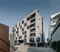 Latkrabang Apartment | Case plurifamiliari | Archimontage Design Fields Sophisticated