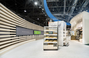 umdasch – The Store Makers exhibition stand at EuroShop 2020 | Stands de feria | DOBAS AG