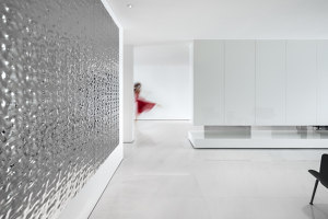 A Minimalist Geometric Home | Living space | AD Architecture