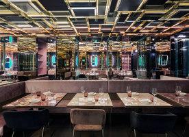Sanshi | Restaurant interiors | LAI STUDIO, Maurizio Lai
