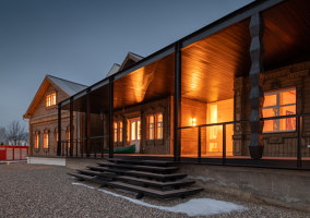 Suzdal Estate | Casas Unifamiliares | Architectural bureau FORM
