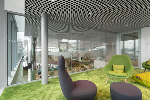 Merck Innovation Center | Manufacturer references | Feco