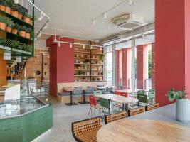 SAMBERY culinary | Café interiors | Studio SHOO