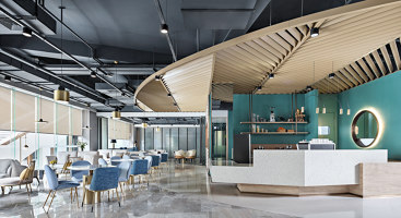 Yanlord Clubhouse Shenzhen | Bar interiors | CL3
