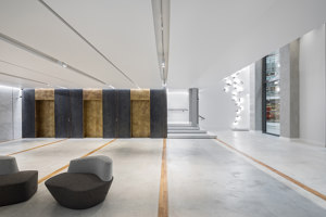 BUREAU, 90 FETTER LANE | Manufacturer references | De Castelli