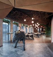 STK Restaurant | Restaurant interiors | Komplits