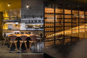 Restaurant Selection | Restaurant interiors | QPRO