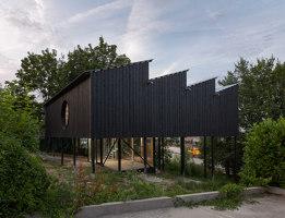Casa CCFF | Detached houses | Leopold Banchini Architects