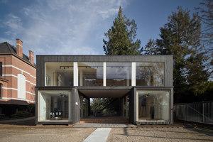 ARK showroom for GAB | Showrooms | Ark Shelter