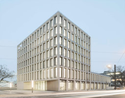 Citizen services Ulm | Administration buildings | Bez + Kock Architekten