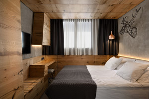 Hotel Rogla Renovation | Hotel interiors | Enota