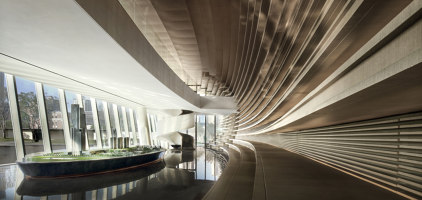 Foshan Poly · OPUS ONE | Office facilities | CCD/Cheng Chung Design