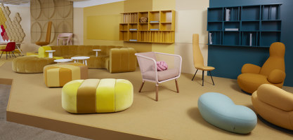 Neocon Chicago Showroom | Manufacturer references | Nordgröna
