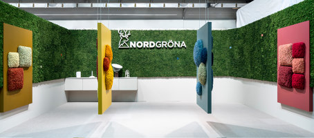 Nordgröna Stockholm Furniture Fair 2019 | Manufacturer references | Nordgröna