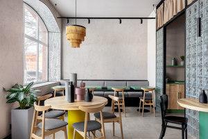 SHAVI bistro | Café interiors | Studio SHOO