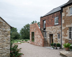 The Parchment Works | Detached houses | Will Gamble Architects
