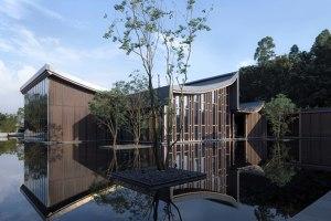 GreenLand Hong Kong · Yuehu Academy | Shopping centres | HYP-ARCH Design