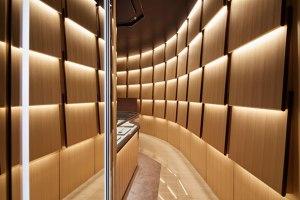 NIWAKA Ginza store | Shop interiors | GARDE