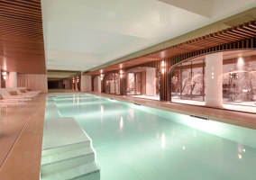 Hotel D'Aubusson 5* SPA | Manufacturer references | Marca Corona