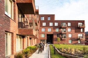 Hulme Living Leaf Street Housing   Apartment blocks   Mecanoo