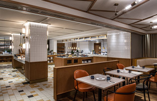 Sheraton Grand Warsaw | Restaurant interiors | Epicurean