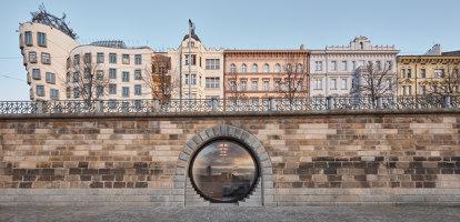 Revitalization of Prague riverfront area | Church architecture / community centres | Petr Janda / brainwork
