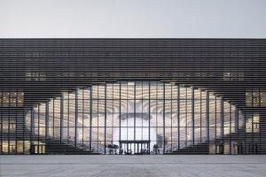 Tianjin Binhai Library | Office facilities | MVRDV