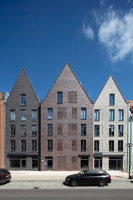 Steinstrasse 20   Zweifamilienhäuser   Tchoban Voss architects