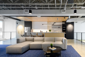 Woodward Offices | Manufacturer references | Andreu World