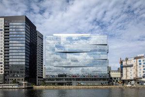 Pier 4 Office Building | Office buildings | Elkus Manfredi Architects