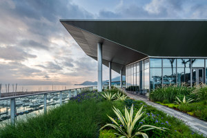 Longcheer Yacht Club | Infrastructure buildings | SAOTA