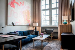 Amerikalinjen Hotel | Manufacturer references | Eikund