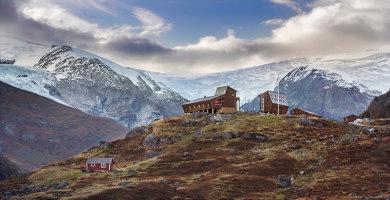 Tungestølen Hiking Cabin | Hotels | Snøhetta