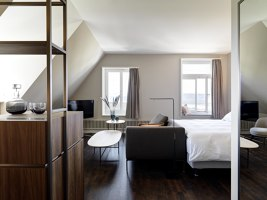 Sorell Hotel Zürichberg | Hotel interiors | IDA14