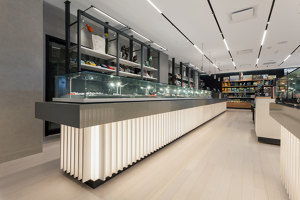 National Gallery of Canada, New Boutique | Manufacturer references | BETOLUX concrete light