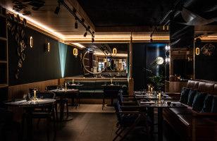 InAzia | Restaurant interiors | Epicurean