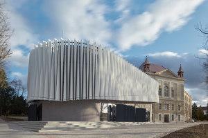 New Lecture Center VŠPJ   Universities   Qarta Architektura
