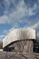 New Lecture Center VŠPJ | Universities | Qarta Architektura