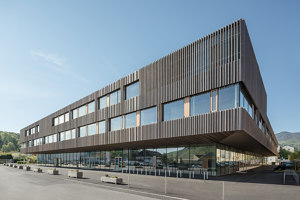School Complex Gloggnitz | Schools | Dietmar Feichtinger Architectes